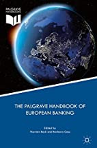 The Palgrave Handbook of European Banking by…