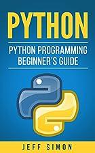 Python: Python Programming Beginner's…