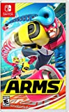 Arms (2017) (Video Game)