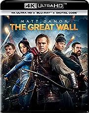 The Great Wall [Blu-ray] by Zhang Yimou