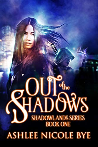 Book Cover - Out of the Shadows