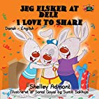 Jeg elsker at dele (danish childrens books,…
