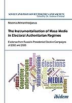 Instrumentalisation of Mass Media in…