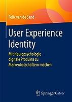 User Experience Identity: Mit…