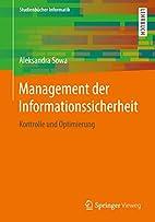 Management der Informationssicherheit:…