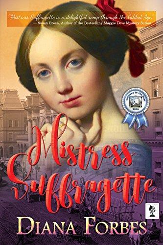 Book Cover - Mistress Suffragette