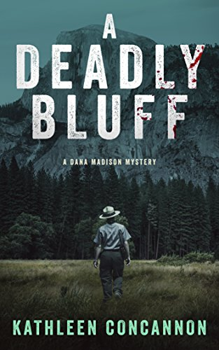 Book Cover - A Deadly Bluff