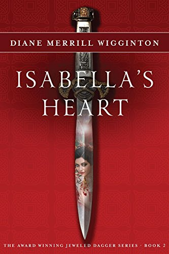 Book Cover - Isabella's Heart
