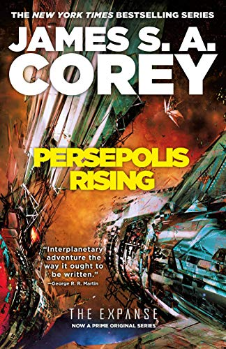 Persepolis Rising - James S. CCorey