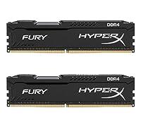 キングストン オーバークロックPC用メモリ DDR4 HX426C16FB2K2/16