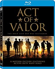 Act Of Valor [Blu-ray] – tekijä: Roselyn…