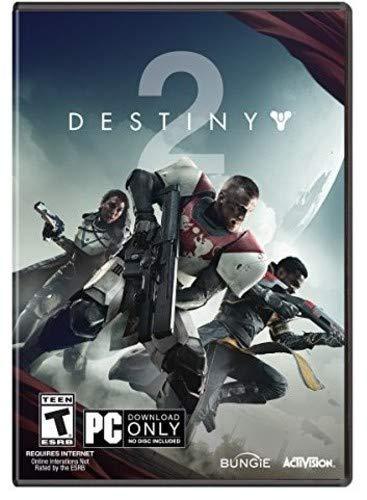 Destiny 2 part of Destiny