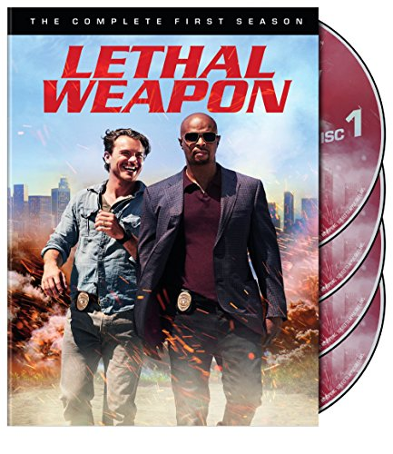 Lethal Weapon: The Complete First Season DVD