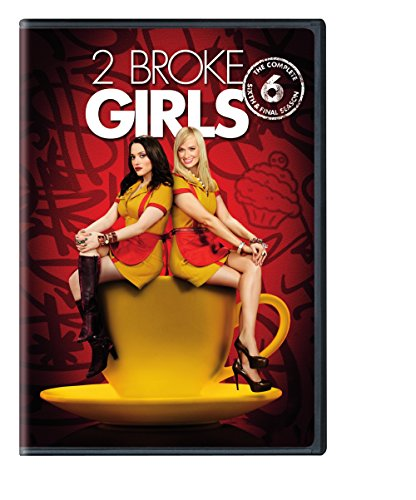 2 Broke Girls: The Complete Sixth Season DVD