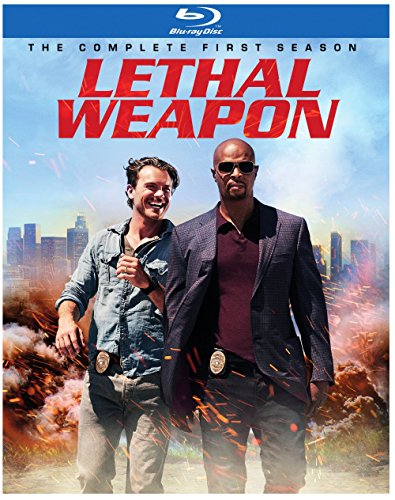 Lethal Weapon: The Complete First Season [Blu-ray] DVD