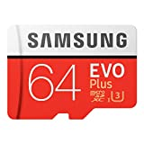 【Fire, Fire HD 8, Fire HD 10対応】 Samsung microSDカード64GB EVOPlus Class10 UHS-I U3対応 Nintendo Switch 動作確認済 正規代理店保証品 MB-MC64GA/ECO