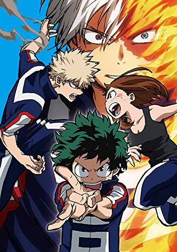 「僕のヒーローアカデミア」2nd Vol.3(初回生産限定版) [Blu-ray]