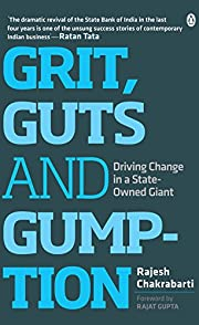 Grit, Guts and Gumption: Driving Change in a…