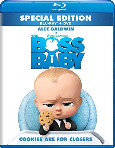 Boss Baby Blu-ray