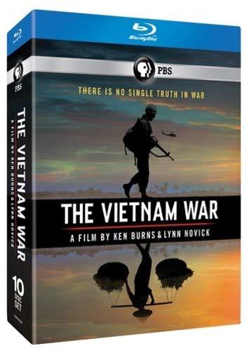 The Vietnam War: A Film by Ken Burns and Lynn Novick Blu-ray Blu-ray