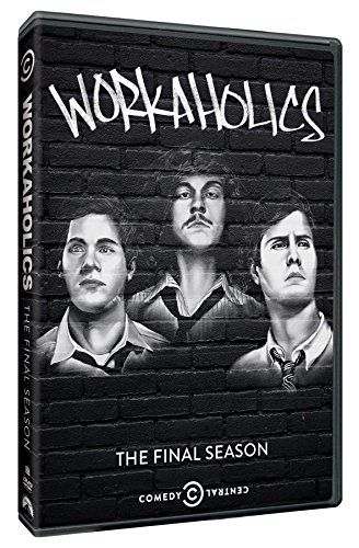 Workaholics: The Final Season DVD