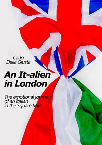 Book Cover - An It-alien in London