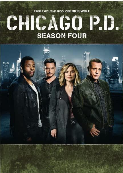 Chicago P.D.: Season Four DVD