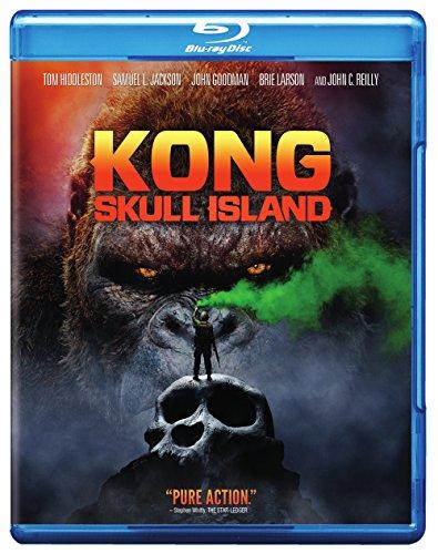 Kong: Skull Island Blu-ray