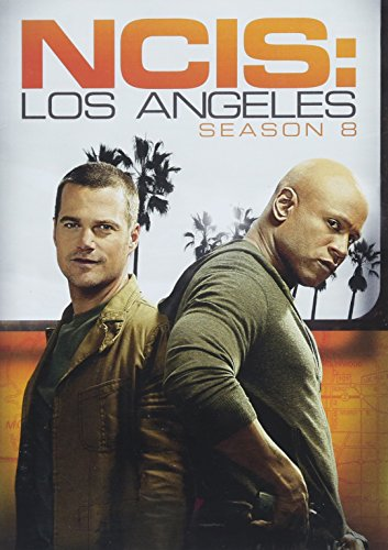NCIS: Los Angeles: The Eighth Season DVD