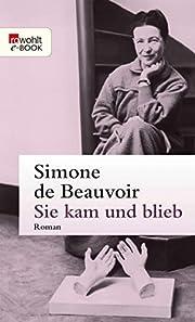 Sie kam und blieb (German Edition) de Simone…