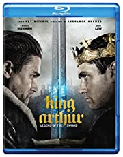 King Arthur: Legend of the Sword (2016) (BD)…
