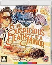 The Suspicious Death Of A Minor [Blu-ray]…