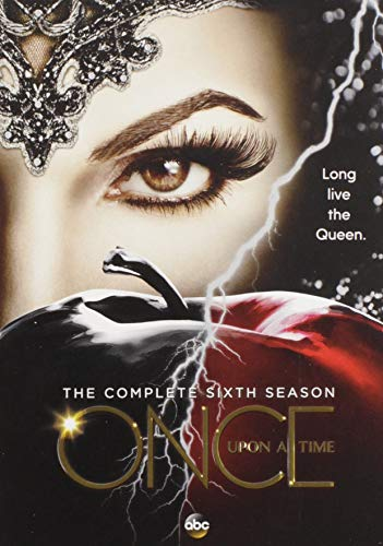 Once Upon A Time: The Complete Sixth Season DVD
