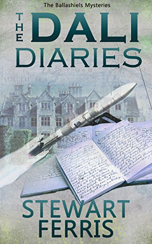 Book Cover - The Dali Diaries