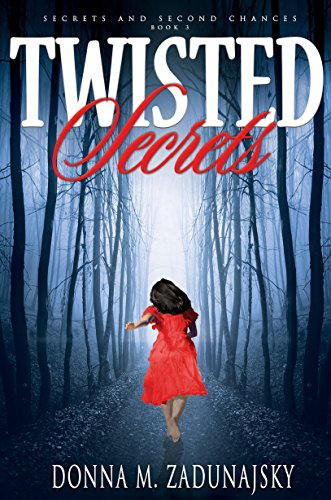 Book Cover - Twisted Secrets