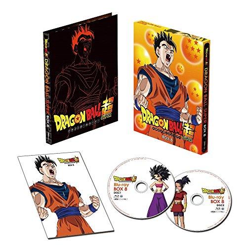 ドラゴンボール超 Blu-ray BOX8