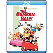 The Gumball Rally [Blu-ray] by Michael…