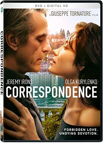 Correspondence DVD