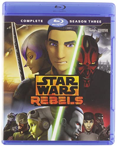 Star Wars Rebels: The Complete Season Three Blu-ray