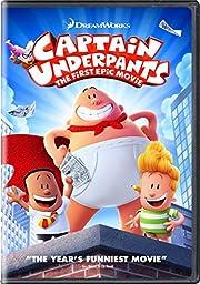 Captain Underpants: The First Epic Movie de…
