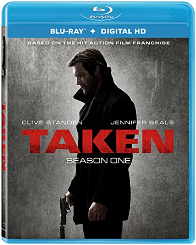 Taken: Season 1 [Blu-ray] DVD