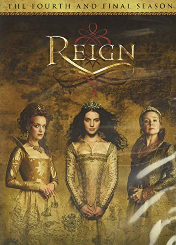 Reign: The Fourth and Final Season DVD