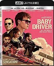 Baby Driver [Blu-ray] de Edgar Wright