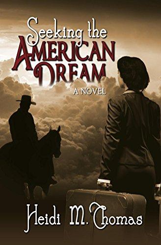 Book Cover - Seeking the American Dream