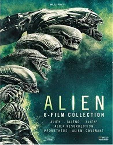 Alien 6-film Collection Blu-ray