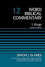 1 Kings, Volume 12: Second Edition (Word…