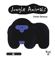 Jungle Animals (Baby Basics) by Xavier…