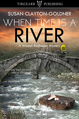 Book Cover - When Time Is A River