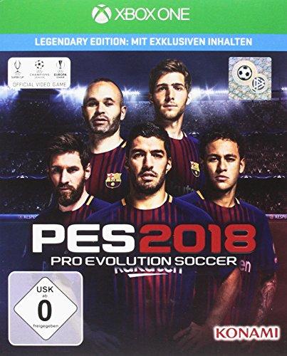 PES 2018 - Legendary Edition