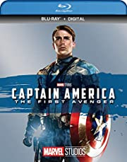 Captain America: The First Avenger [Blu-ray]…